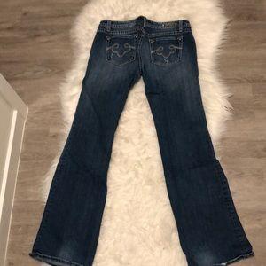 Rerock jeans
